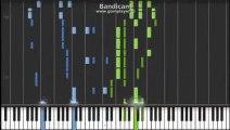 【まらしぃ】「cat's dance」を採譜した【ピアノ楽譜】再うp版