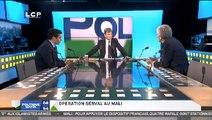Politique Matin : La matinale du lundi 14 janvier 2013