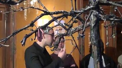 Anthony Duchene présente Empyreume, Chamarande, janv. 2013