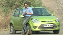 Ford Figo Video Review - Ford Figo 1.4 TCDi Design Review By On Cars India.mp4