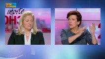 Roselyne Bachelot (D8 / Conseil à l'égalité hommes-femmes) - 11 janvier - BFM : Le 20h30