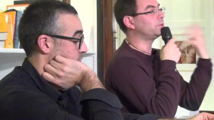 Jordi Ballester, liens entre sensations et savoir, Domaine de Chamarande, janvier 2013