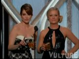Tina Fey, Amy Poehler best moments Golden Globes 2013