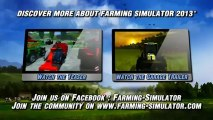 Farming Simulator 2013 - Bande-annonce #3 - Une moissons de possibilités