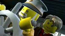 LEGO City : Undercover - Bande-annonce #2 - le jeu LEGO en monde ouvert de la Wii U