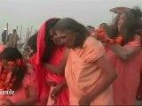 En Inde, afflux de millions d'hindous pour la plus grande fête religieuse au monde