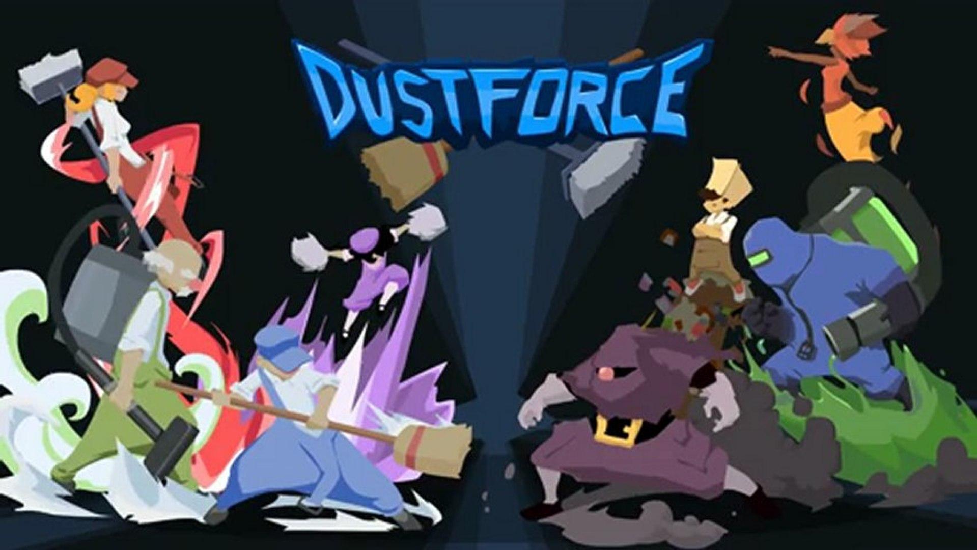 Dustforce - Gameplay #2 : gameplay Summit