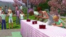 Les Sims 3 : Saisons - Bande-annonce #1 - Les saisons arrivent dans les Sims 3