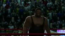 WWE '13 - Gameplay #1 - L'entrée de Mark Henry