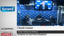 """Intervention française au Mali : """"On ne pouvait pas laisser faire cela"""" selon Alain Juppé"""