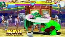 Marvel vs. Capcom : Origins - Bande-annonce #1 - Annonce du jeu