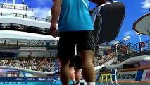 Virtua Tennis Challenge - Bande-annonce #1 - Présentation du jeu