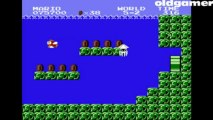 Super Mario Bros - videotest super mario bros 1