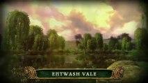 Le Seigneur Des Anneaux Online : Cavaliers Du Rohan - Bande-annonce #3 - Les zones de jeu