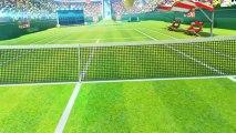 Mario Tennis Open - Bande-annonce #5 - Des matches sur tout les terrains