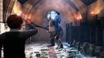 Harry Potter Kinect - Bande-annonce #1 : différentes séquences de jeu