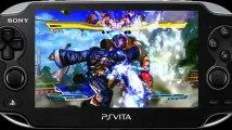 Street Fighter X Tekken - Gameplay #17 - Captivate 2012 - Tekken (PS Vita)