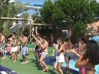 FlashMob Party Rock Anthem de LMFAO - 3 août 2012