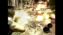 Resident Evil 5 - [Resident evil 5] Différence PC-Xbox360