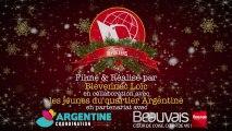 ARGENTINE REPORTERS - Féeries de Noël Beauvais Argentine - Décembre 2012