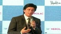 FULL video: Shahrukh Khan #SRK @iamsrk turns to wall painting! @Nerolac_Paints