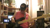 September Earth Wind & Fire bass cover Bob Roha