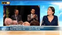 Politique Première : Organigramme de l'UMP : vers une répartition paritaire entre copéistes et fillonistes 15/01