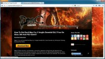 Get Free Devil May Cry 5 Vergils Downfall DLC - Xbox 360 - PS3