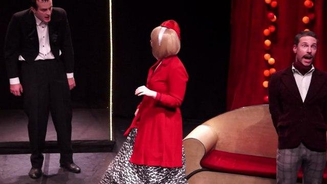 Un fil à la patte : Bande annonce theatre - Mise en scène de Lise Quet