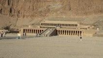 LOUXOR - Temple d'HATSHEPSOUT - Égypte