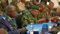 Bamako, riunione dei vertici militari africani per il...