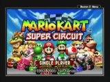 Mario kart super circuit (gba) : détente et blabla