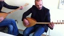 Mustafa Cilekes Deniz Bakir baglama sohbeti Hüseyin Teslim KIZ SENIN DERDIN NE diyor kiz derdini demiyor