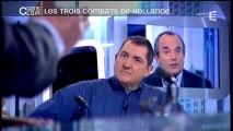 ROLAND CAYROL RICANE BETEMENT aux propos de l'excellent Ivan Rioufol ! (Eric Zemmour et lui, les 2 meilleurs)