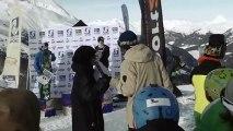 Snowpark Schoeneben: QParks Snowboard Tour - Battle ROJAL 12-01-2013