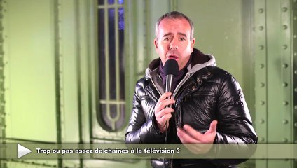 Bruno Roblès se confie sur la télévision d'aujourd'hui 1/2