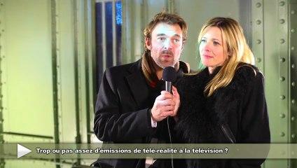 Laure Guibert se confie sur la télévision d'aujourd'hui 1/2