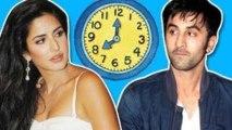 Katrina Kaif keeps Ranbir Kapoor WAITING for 5 hours!