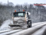 Neige et verglas : l'hiver s'installe en Lorraine