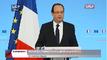 Évènements : Les vœux de François Hollande à la presse
