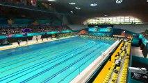 Londres 2012 - Le Jeu Vidéo Officiel Des Jeux Olympiques - Bande-annonce #4 - Présentation de la piscine olympique
