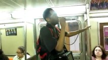 Verbal Ase Beatbox Métro de New-York