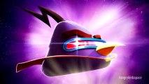Angry Birds Space - Bande-annonce #1 - Les piafs lâchés dans l'espace