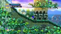 Sonic The Hedgehog 4 - Episode 2 - Bande-annonce #2 - Sonic et Tails en force !