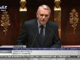 Travaux en séance : Déclaration du Gouvernement sur l'engagement des forces armées en réponse à la demande d'intervention militaire formulée par le Président du Mali et débat sur cette déclaration