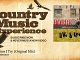 Bobbe Seymour - Everytime I Try - Original Mix - Country Music Experience