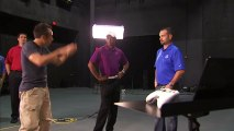 Tiger Woods PGA Tour 13 - Making-of #1 - Tiger Woods joue avec Kinect