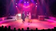 Le Cirque de Noël - Christiane Bouglione (extraits du spectacle 2012)