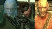 Metal Gear Solid HD Collection - Bande-annonce #2 - Lancement du jeu aux Etats-Unis