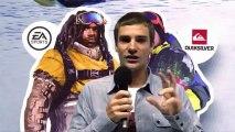 SSX - PGW 2011 : Mathieu Crepel parle de SSX